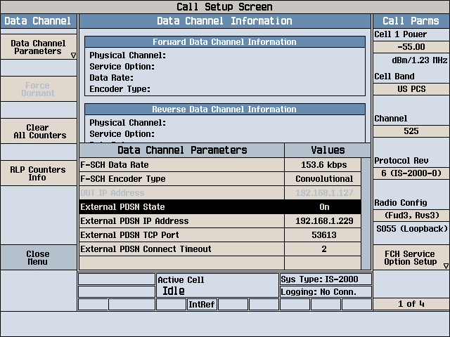 8960-pdsn-setup